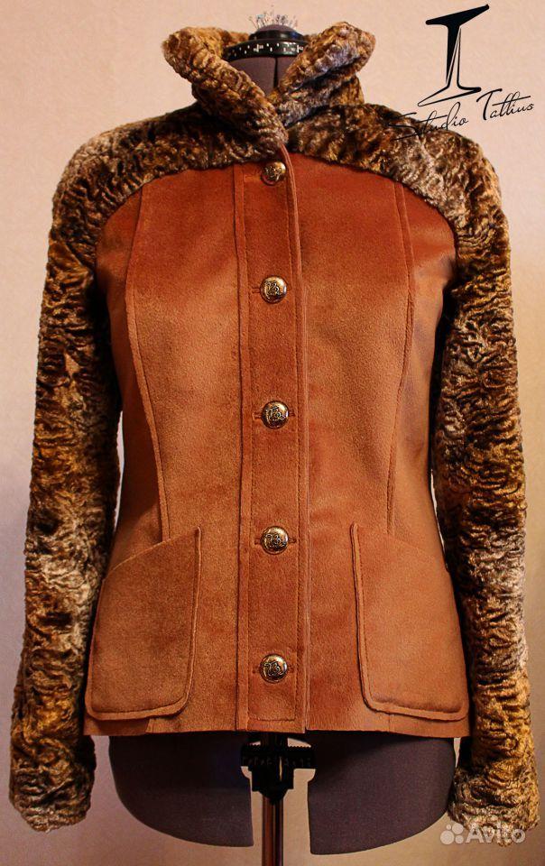Куртки из искусственной замши своими руками