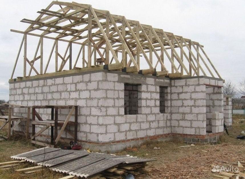 Крыша на дачный дом своими руками - Секрет мастера