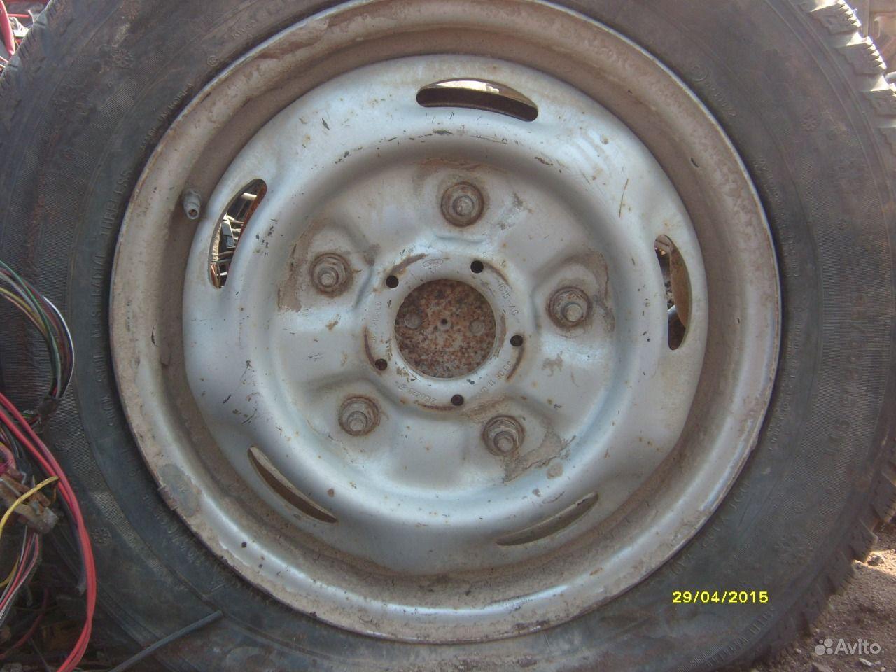 Стальные диски для форд транзит 3 фотография