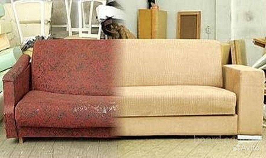 Реставрация углового дивана своими руками