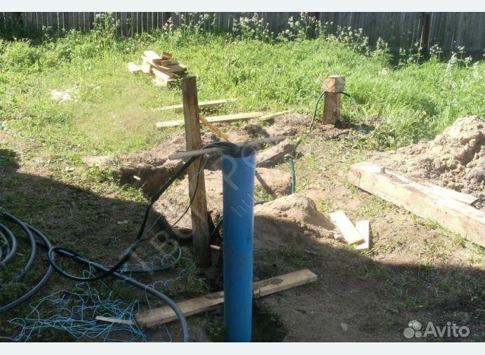 Бурение скважин для воды. Краснодарский край,  Краснодар