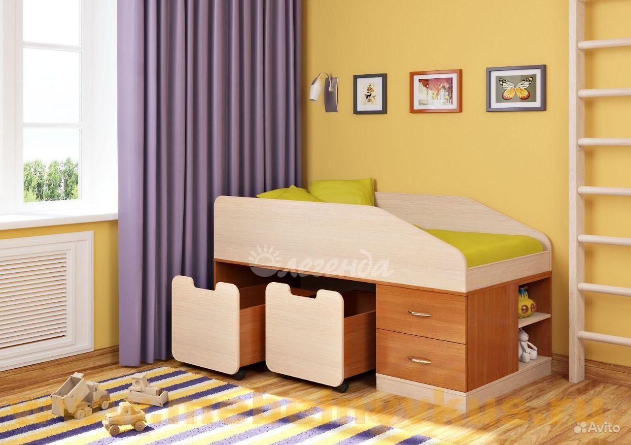 Детские кроватки для детей от 3 лет фото