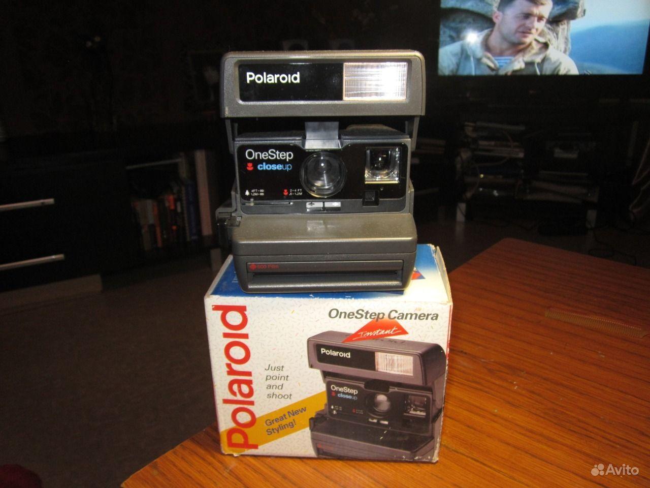 Polaroid OneStep. Свердловская область,  Екатеринбург