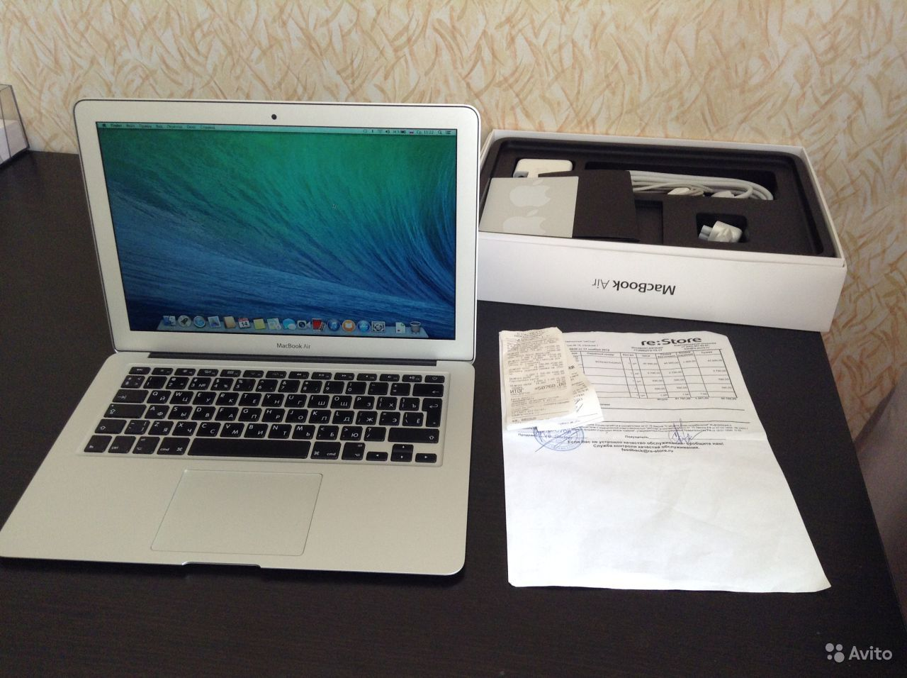 Продам Macbook Air 13