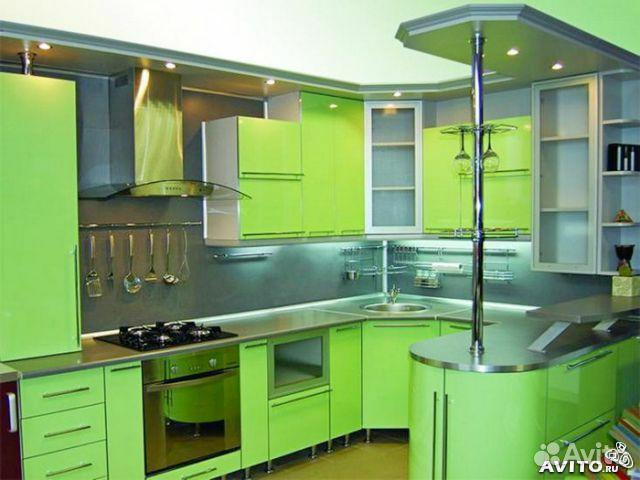 Кухни в самаре цены фото