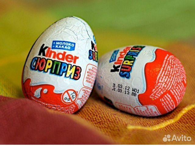 admin.  Шоколадное яйцо Киндер Сюрприз запрещено к продаже в США, где согласно...