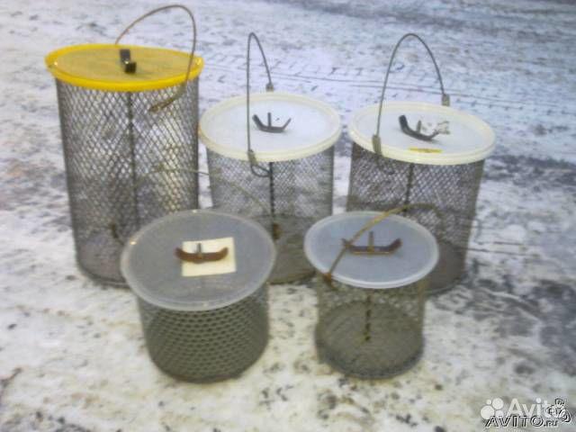Кормушки для ловли яйцами своими руками