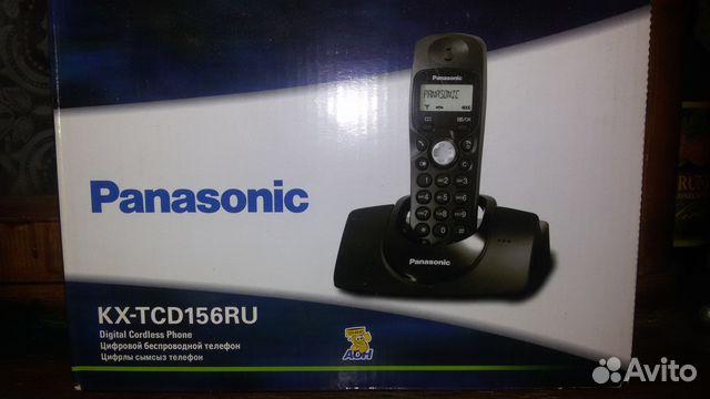 Panasonic KX-TCD156RU
