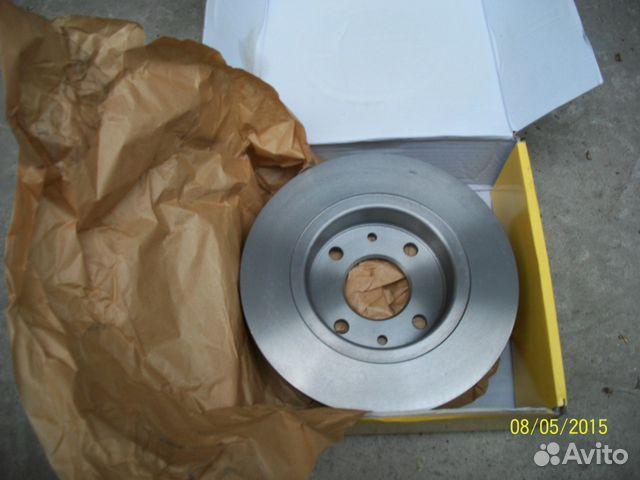 Фото №23 - толщина нового тормозного диска ВАЗ 2110