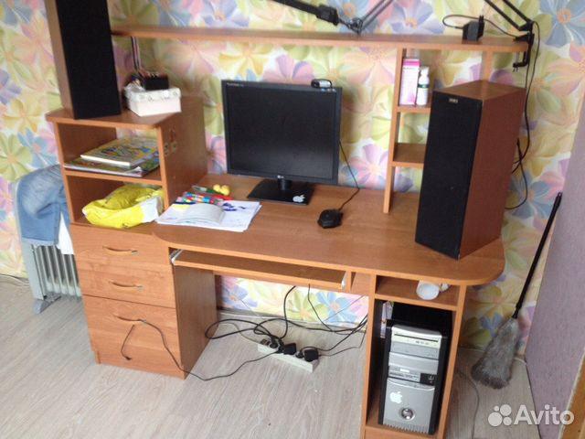 Компьютерный стол  новосибирск авито