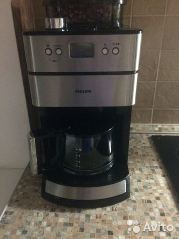 кофемашина филипс Hd7751 инструкция - фото 2