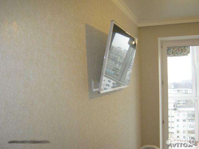 Кронштейн для телевизора 42 дюйма на стену своими руками