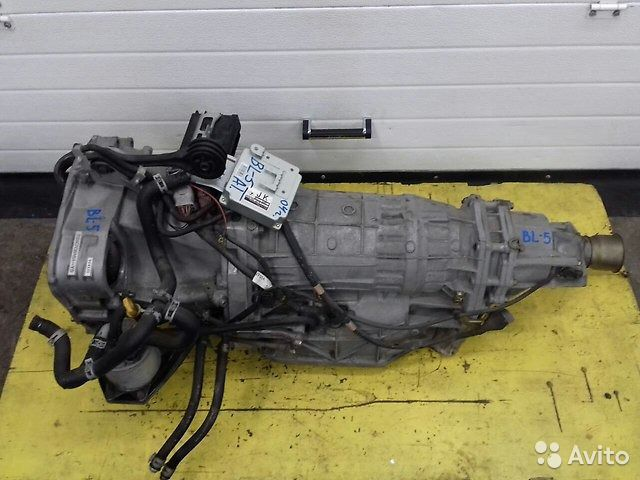89625003353 Автомат Subaru Legacy B4, BL5, EJ20