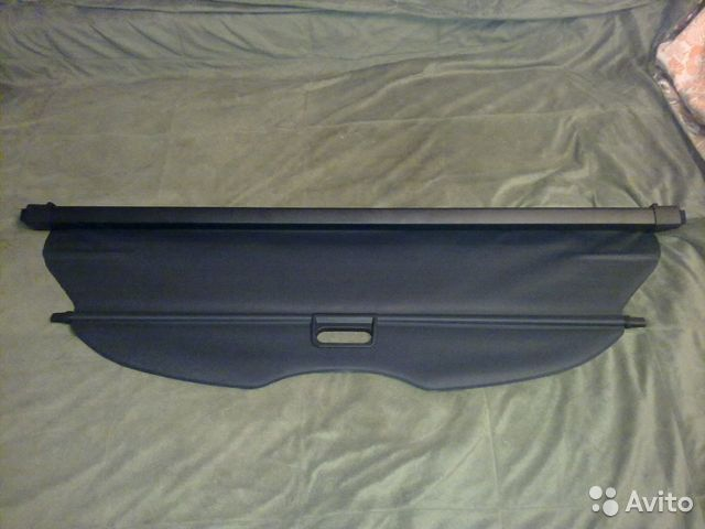 Полка багажника для актиона своими руками