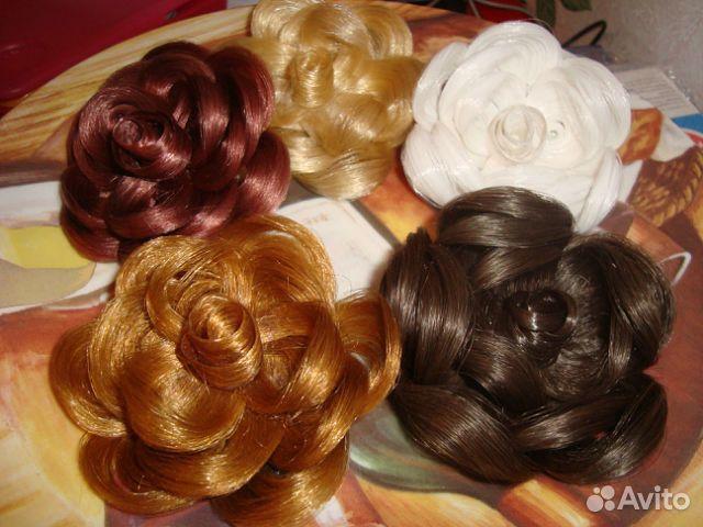Поделки из волос