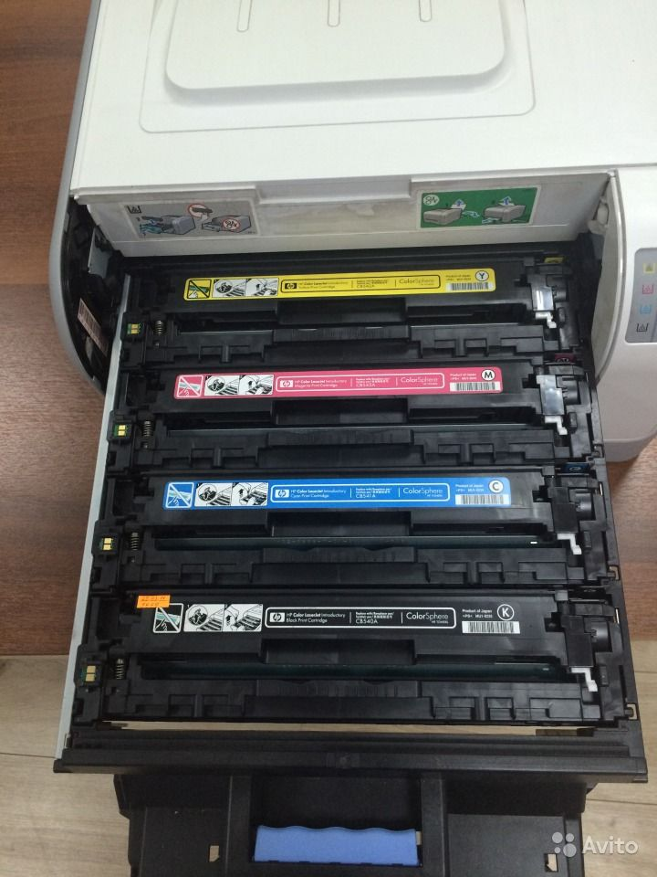 драйвер для принтера hp color laserjet cp1215 бесплатно