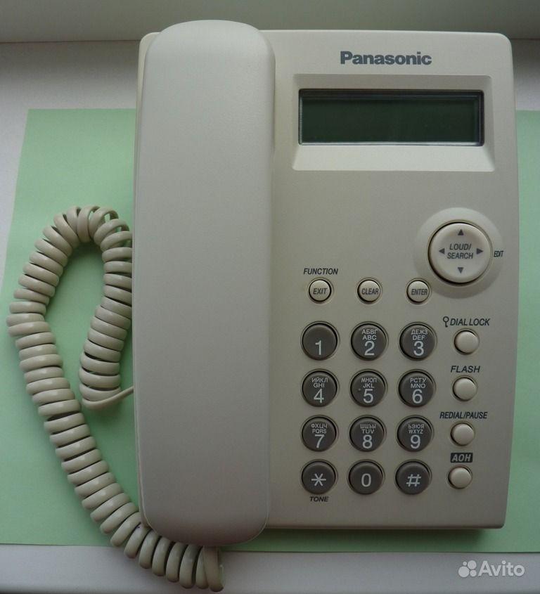 Panasonic Kx-ts2351ruw инструкция - фото 6