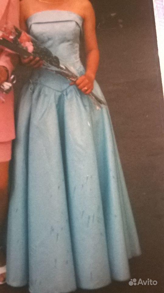 fe61f0f83c4 Выпускное (бальное) платье