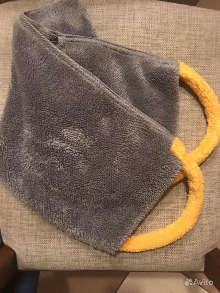 Полотенце для собак - фотография № 1
