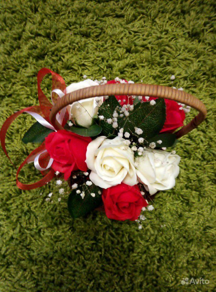 Цветы из мыла купить на Зозу.ру - фотография № 9