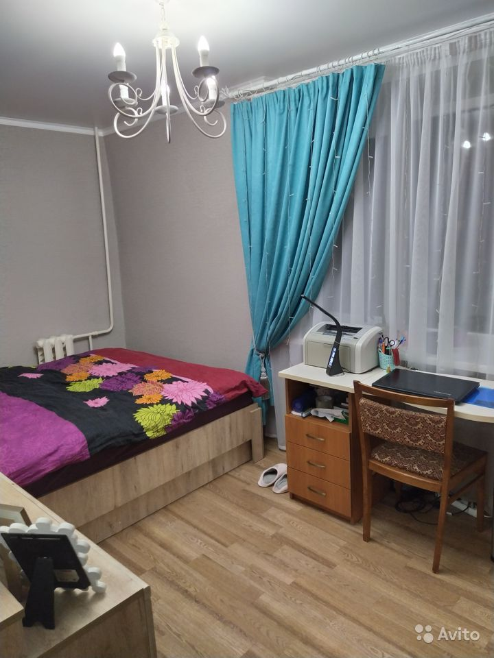 Продам 3-комнатную квартиру в городе Курск, на улице Союзная улица,  дом 59А, 4-этаж 5-этажного Панельный дома, площадь: 53/41/6 м2