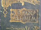 The Lincoln Stamp Album. 17th edition. 1914