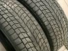 2 зимние шины Dunlop 235/60/17