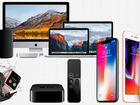 Настройка продукции Apple