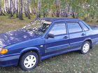 ВАЗ 2115 Samara 1.5МТ, 2002, седан