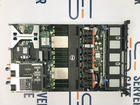 Сервер Dell R620 10SFF 2x E5-2630v2 64 GB