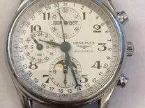 Longines Master Collection 40 мм мужские часы