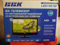 Телевизор с встроенным DVD плеером — Аудио и видео в Твери