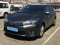 Toyota Corolla, 2015 г., Краснодар
