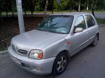 Nissan Micra, 2002 г., Тула