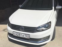 Volkswagen Polo, 2017 г., Краснодар