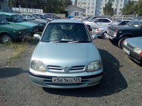 Nissan March, 1998 г., Красноярск