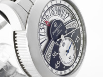 Perrelet collection regulator retrograde hour 42mm