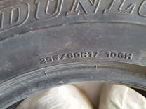 Продаю шины Dunlop SP Winter Sport 400, 255/60 R17