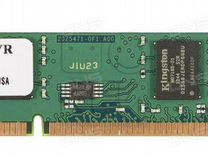 Новая DDR3 Kingston valueram (KVR16N11S8/4) 4 гб