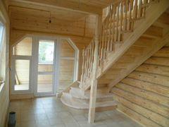 Деревянные дома, бани, лестницы, печи, отделка