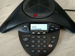 Телефон для конференц связи Polycom SoundStation 2