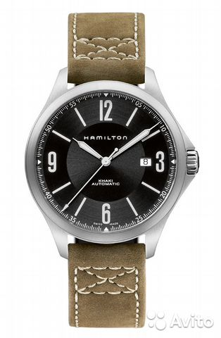 Hamilton Khaki Aviation H76665835— фотография №1