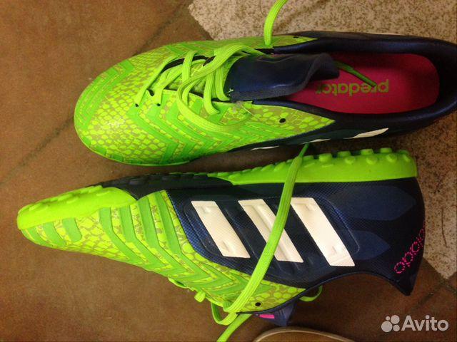 Сороконожки Adidas футбольные бутсы купить в Свердловской области на ... 8d712ffeec2