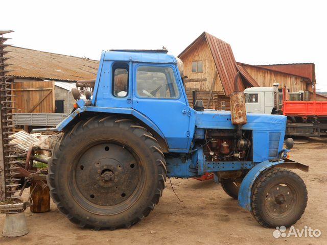 Авито рязань трактора с пробегом