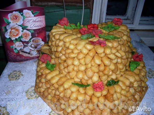 Татарский чак чак рецепт с фото