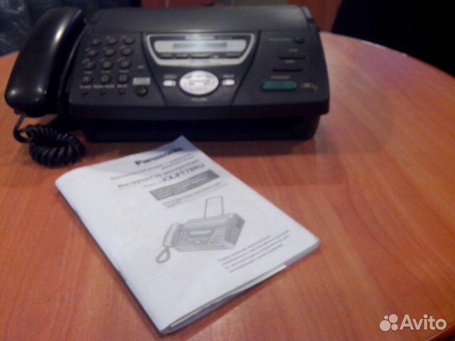 Факс panasonic kx ft72ru инструкция