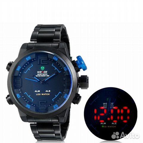 инструкция к часам Weide Sport Watch - фото 6