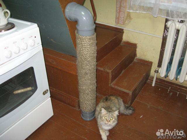 Чесалка когтей для кота