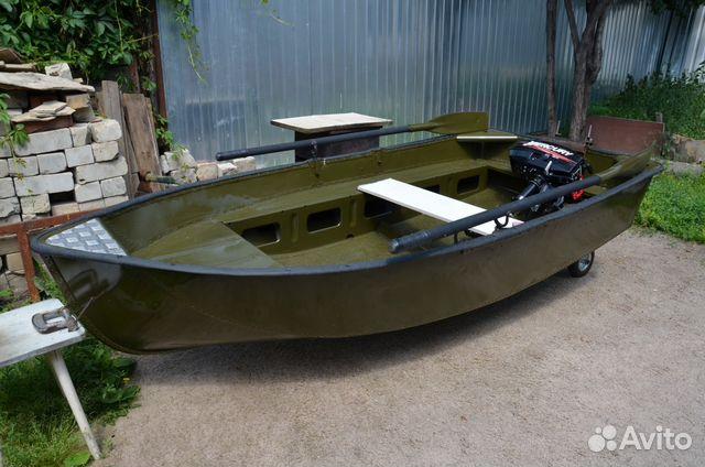 купить шитую лодку