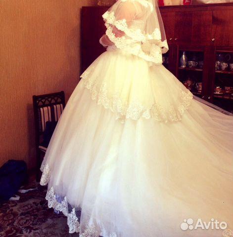 Свадебные платья на авито нальчик